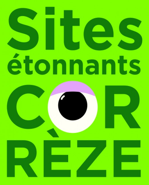 Sites Etonnants en Corrèze